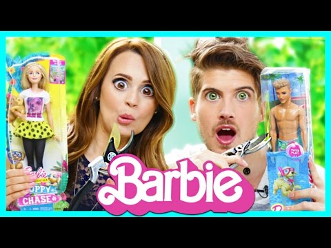 Thumbnail: CUTTING OPEN BARBIES! W/ ROSANNA PANSINO