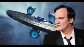 Everything we know about Quentin Tarantino directing next Star Trek movie