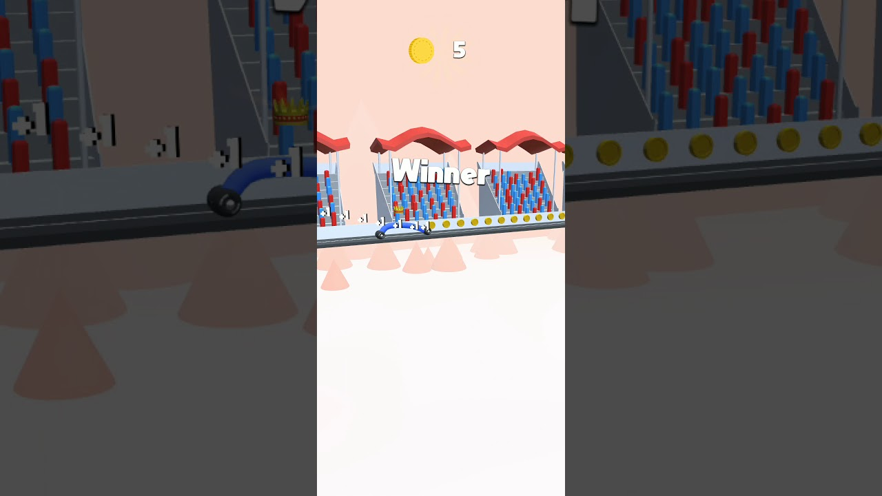 Draw Race Android Game Gameplay image
