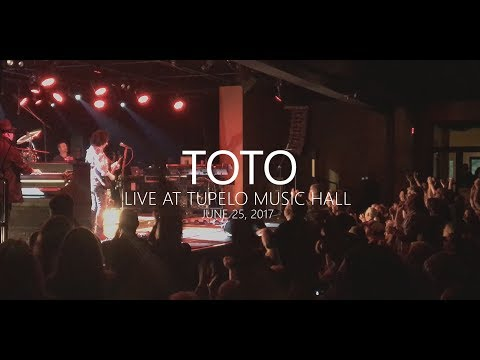 DZ Presents: Toto - Red House (Tupelo Music Hall, 2017)