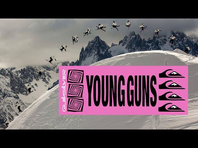 YOUNG GUNS SKI 2020    CHAMONIX FRANCE