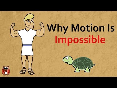 Zeno's Paradox - Achilles And The Tortoise
