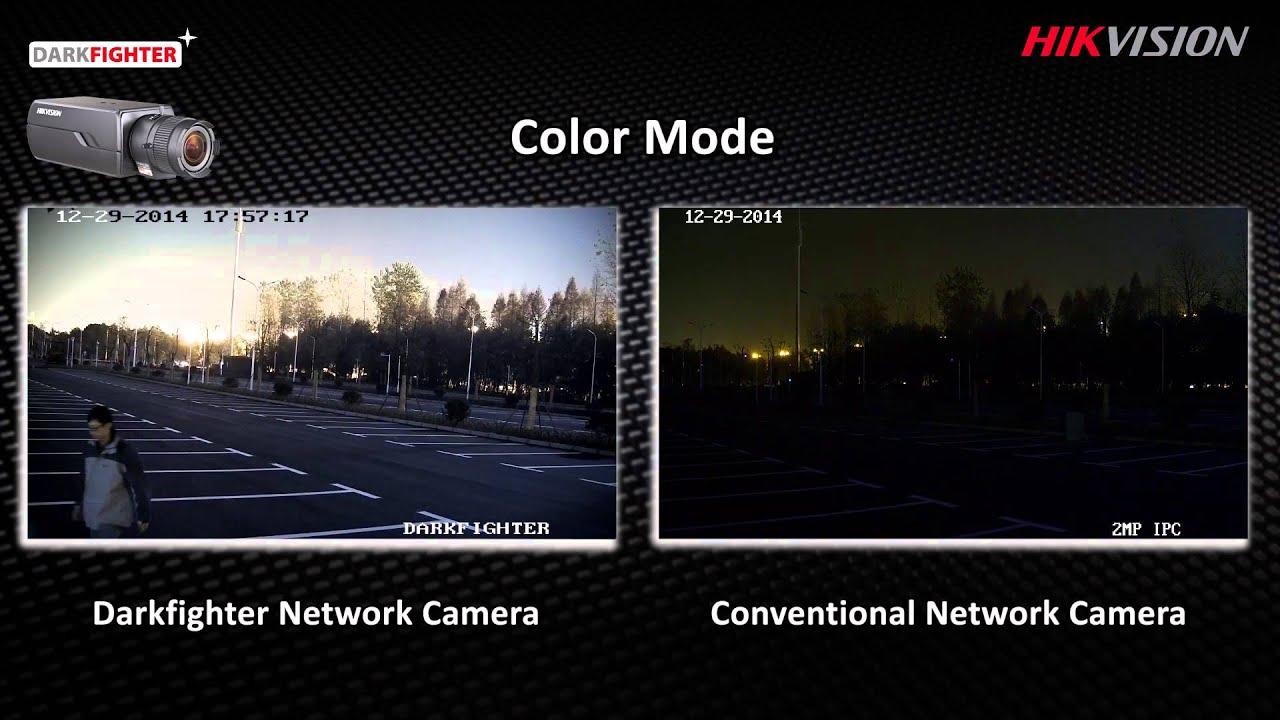 Hikvision Darkfighter 2MP 1080p HD Outdoor Bullet Camera