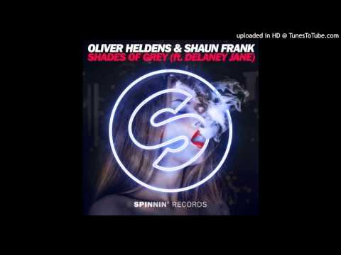 Oliver Heldens & Shaun Frank feat. Delaney Jane - Shades Of Grey (Club Mix)