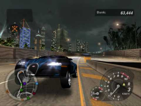 Cars Need For Speed Underground  Mods