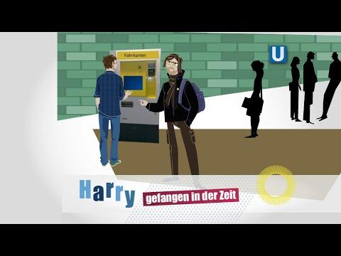 Learn German (A1-B1)   HARRY – Gefangen In Der Zeit   Episode 42