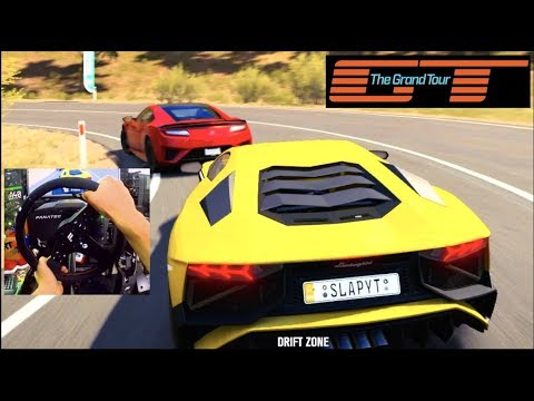 FH3 4-Man GoPro Cruise The Grand Tour S2 Ep1 Thoughts w/Crew