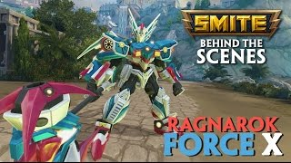 SMITE Ragnarok Force X Thor & Japanese Pantheon - Behind the Scenes