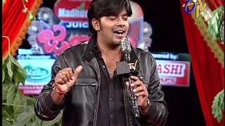 Jabardasth - జబర్దస్త్ - Sudigaali Sudheer Performance on 18th September 2014