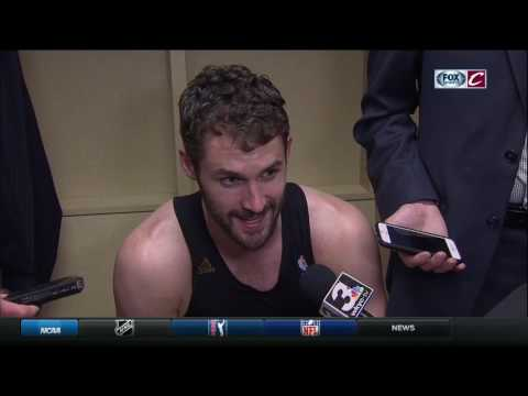 Kevin Love postgame: Cavs 'special' 26-point comeback, Game 3 win over Pacers