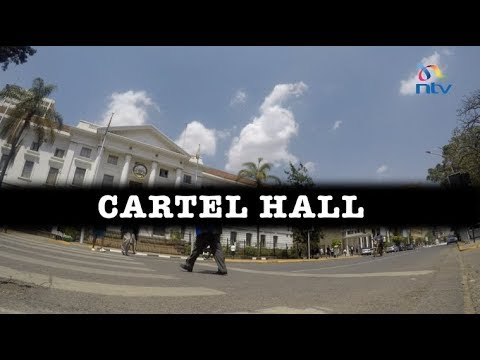 Endemic corruption at City Hall has led to the rot in Nairobi City - #CartelHall
