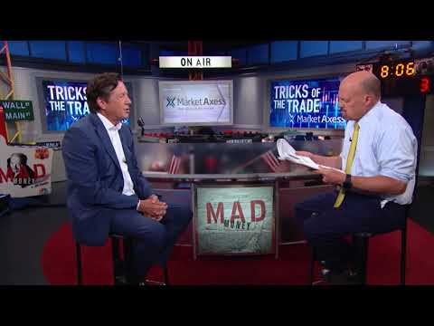 MarketAxess CEO: Rise of Electronic Trading | Mad Money | CNBC