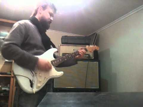 demo STRAT CLASSIC PLAYER 60, Ibanez TS9, CARVIN VINTAGE TUBE