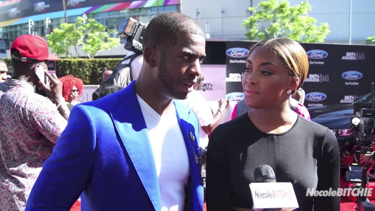 4d9ad21e64f84d Chris Paul And His Wife Reveal How They Met   Marriage Secrets - YouTube