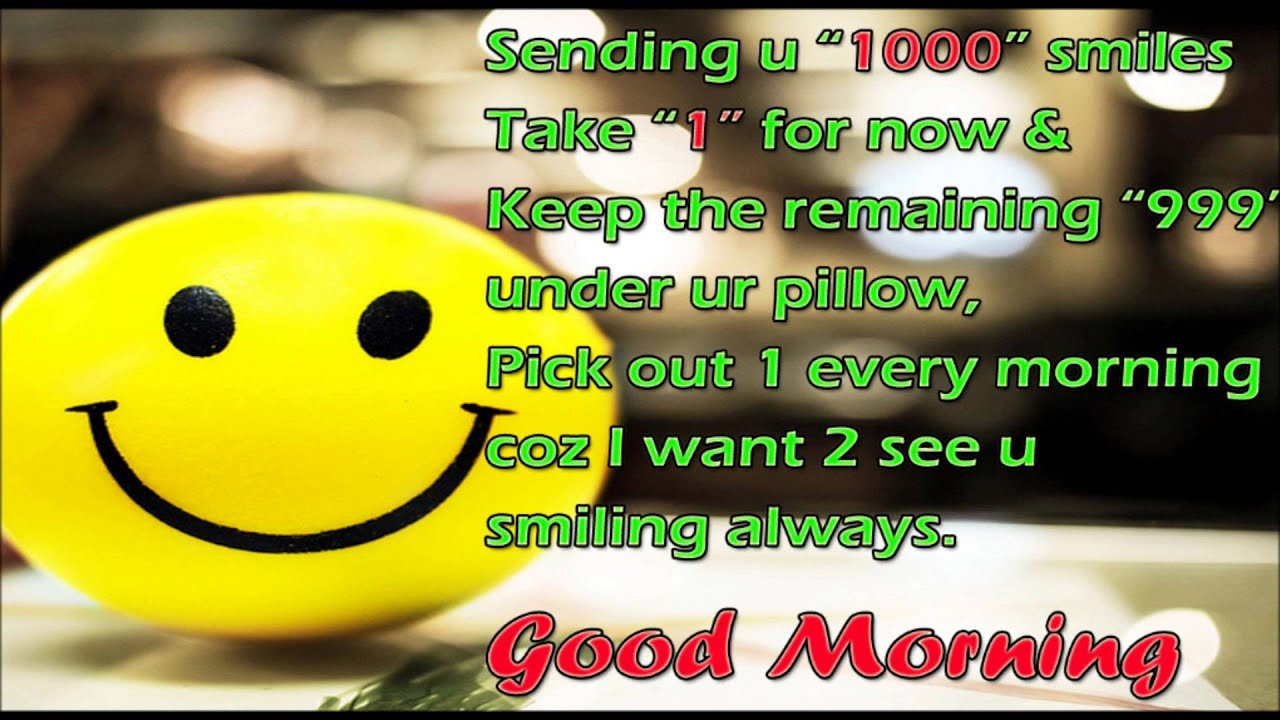 Good Morning Positive Quotes Good Morning Videos  Inspirational Good Morning Video Message For