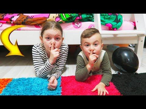 De-a V-ati Ascunselea cu Sofia Show si Like Sara | Iarasi in Ospetie la Sofia Acasa
