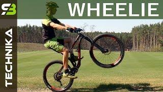 Lecimy!!! Nauczysz się wheelie na rowerze w 7 dni! Tutorial