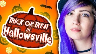 🦇 WHERE ARE THE BATS?! 🦇 Roblox Trick or Treat in Hallowsville Quests