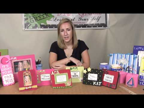 Small Picture Frame Project:  Designing & Creating Frame