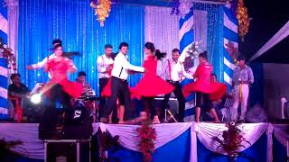 Salsa Dance Performance by Indian Mantra..with Raj