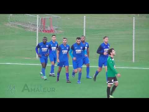 AS Chavanay - Olympique Saint-Genis Laval (2-2) : le résumé vidéo