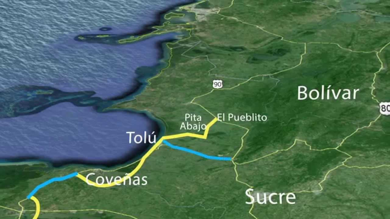 Autopista 4G Antioquia  Bolvar  YouTube