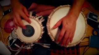 Tabla Grooves: 2 Jhaptal Kaidas
