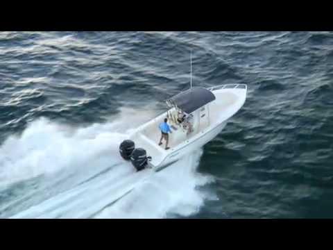 MAKO Boats: 2012 284 CC Offshore Boat
