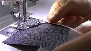 Ce tutoriel de couture vidéo est une démo sur l'utilisation d'un pied pose biais. Plus de tutos couture et de bons plans à voir sur le blog ...