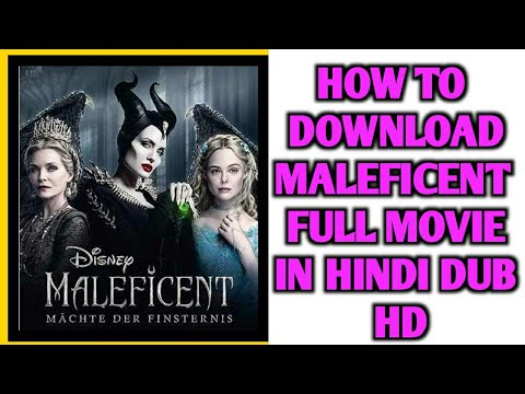 Download How to download maleficent full movie hindi dub Full Hd