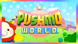 REVIEW - Pushmo World (Video Game Video Review)