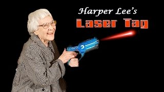 Harper Lee's Laser Tag - Preston & Steve's Daily Rush