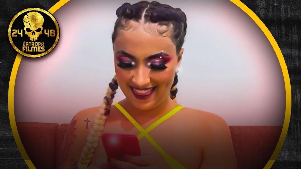 MC LYNNE E MC LUPÍN - SEGREDINHO  (VIDEOCLIP OFICIAL)