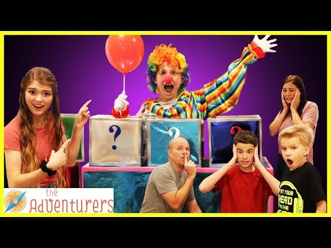 Villains The Next Level Ep. 5 The Annoying CLOWN / That YouTub3 Family I The Adventurers
