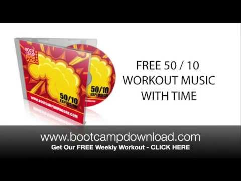 50  10 Workout Music With Countdown Timer