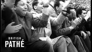 Yugoslavs Beat England 1-0 (1954)
