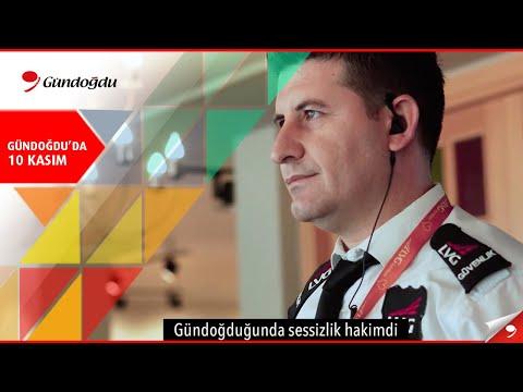 Adana Gündoğdu Koleji 10 Kasım 2018 Filmi