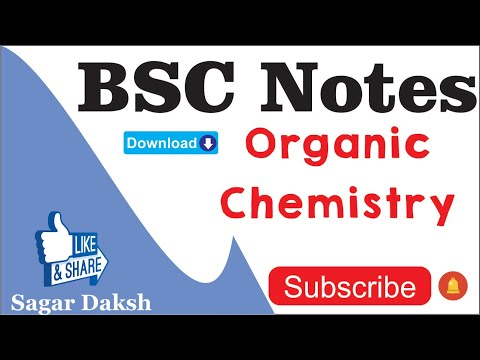 bsc-organic-chemistry-notes-|-how-to-download-chemistry-notes-|-bsc-1st-year-organic-chemistry-notes
