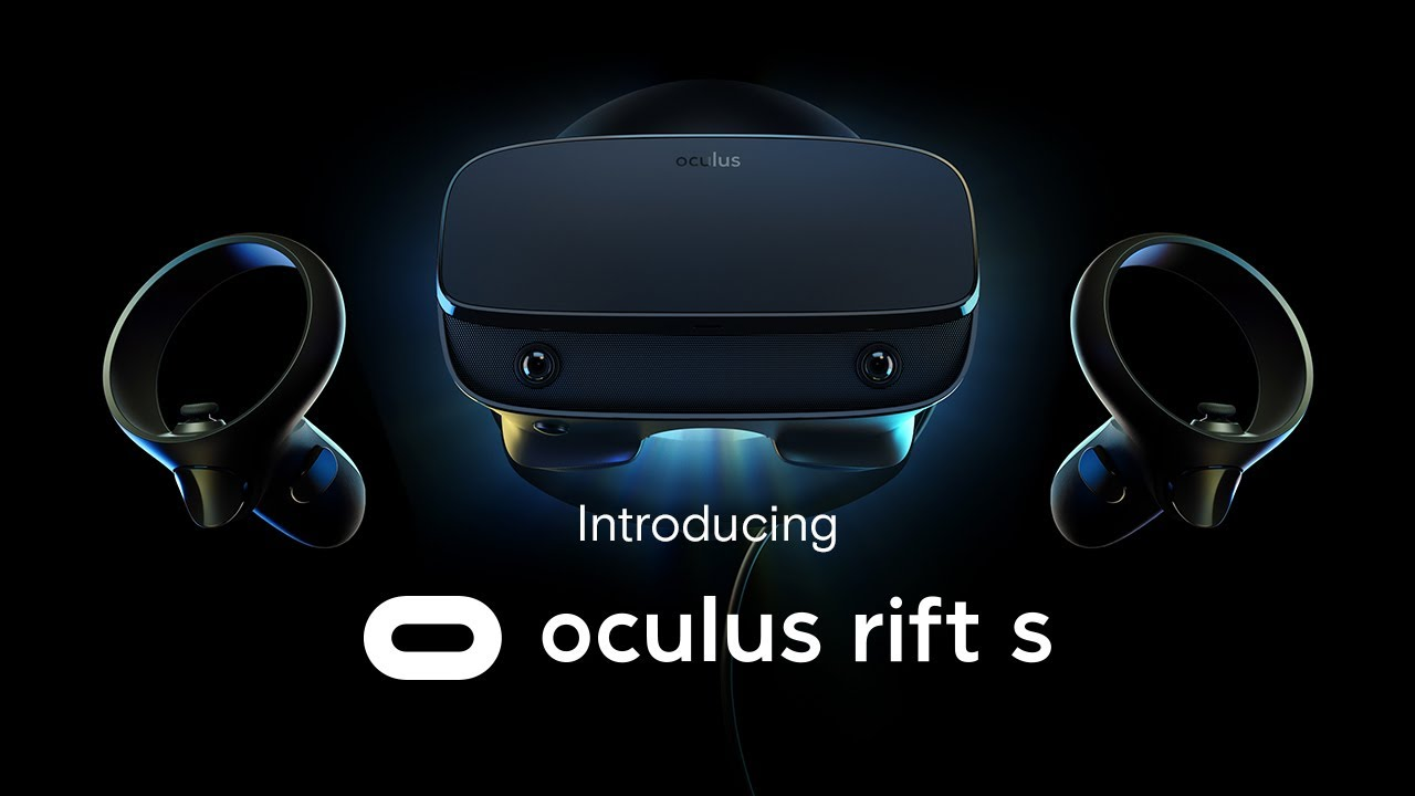 Announcing Oculus Rift S Our New Pc Vr Headset Launching