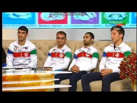 Rasim Karimov WUSU SANDA uzre avropa cempiyonu 2016- Idman Azerbaycan TV
