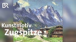 Grainau an der Zugspitze entdeckt unbekannte Landschaftsmaler   Zwischen Spessart und Karwendel   BR
