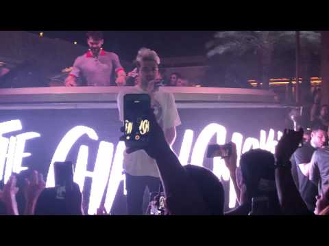 The Chainsmokers - Closer Live At XS Las Vegas 1.13.18