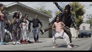 "Desiigner ""Panda"" LES TWINS x YAK x DJI Osmo X5 Zenmuse | Laurent ft Skitzo & Boom Squad Inglewood"