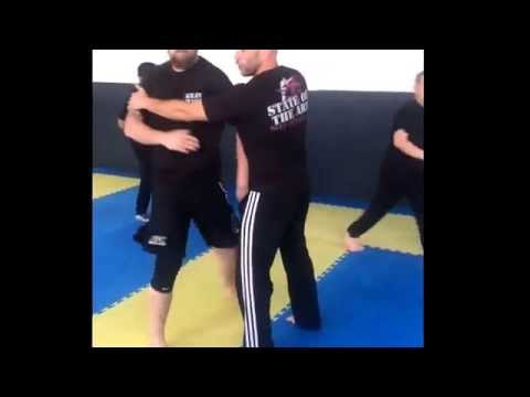 Arm Drags For Street Fighting Continued - Ricky Manetta - MMA Krav Maga