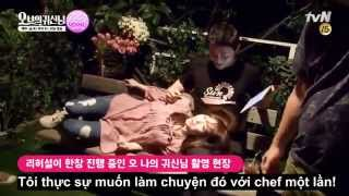 vietsub oh my ghostess bts episode 6