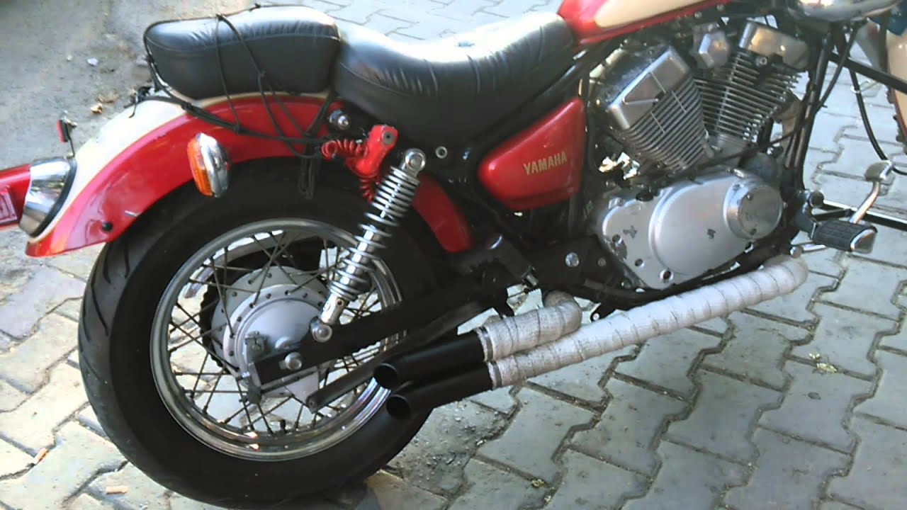 Yamaha Virago  Aftermarket Parts