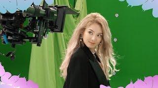 Download lagu HYO3LAU Punk Right Now MV Making Film MP3