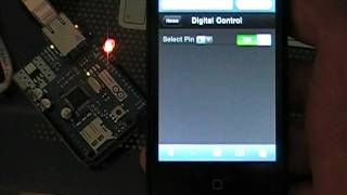 Arduino Ethernet Webapp