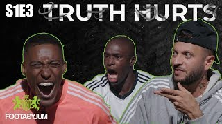 FILLY TELLS CHUNKZ AND MAN LIKE HAKS HE EATS HIS OWN POO | TRUTH HURTS EPISODE 3