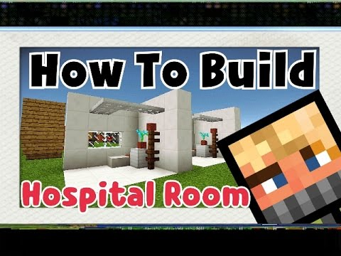 How To Build Hospital Room Youtube